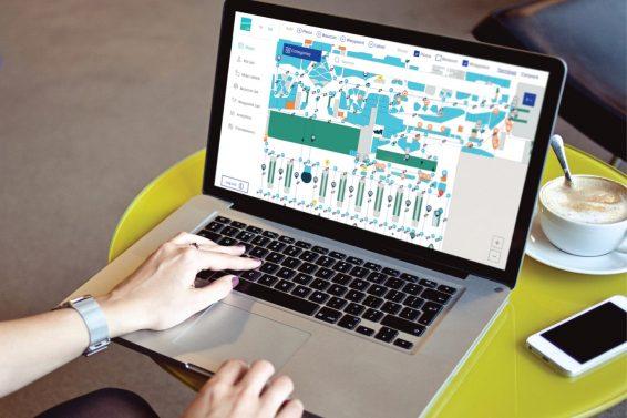 map management platform of boni global