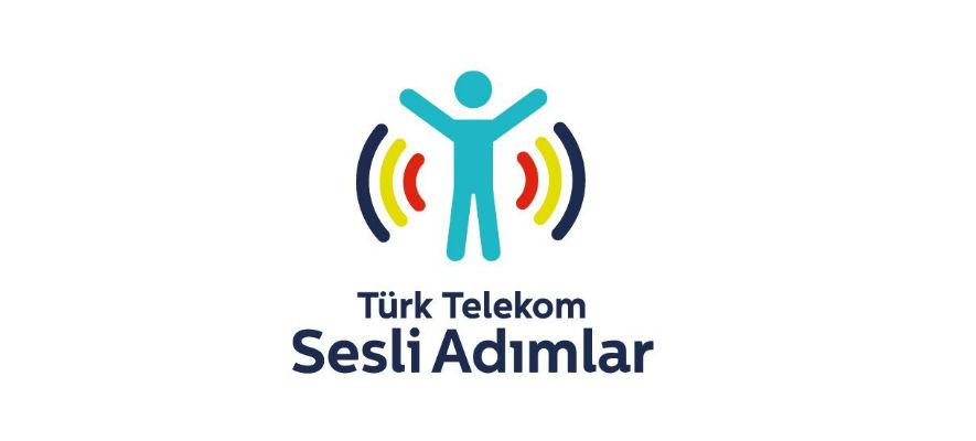 Turk Telekom Sesi Adimlar Logo