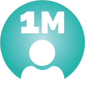 accessible visitor experience for 1M users