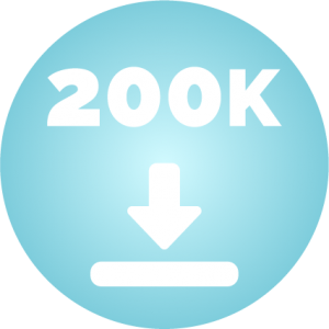 200k downloads