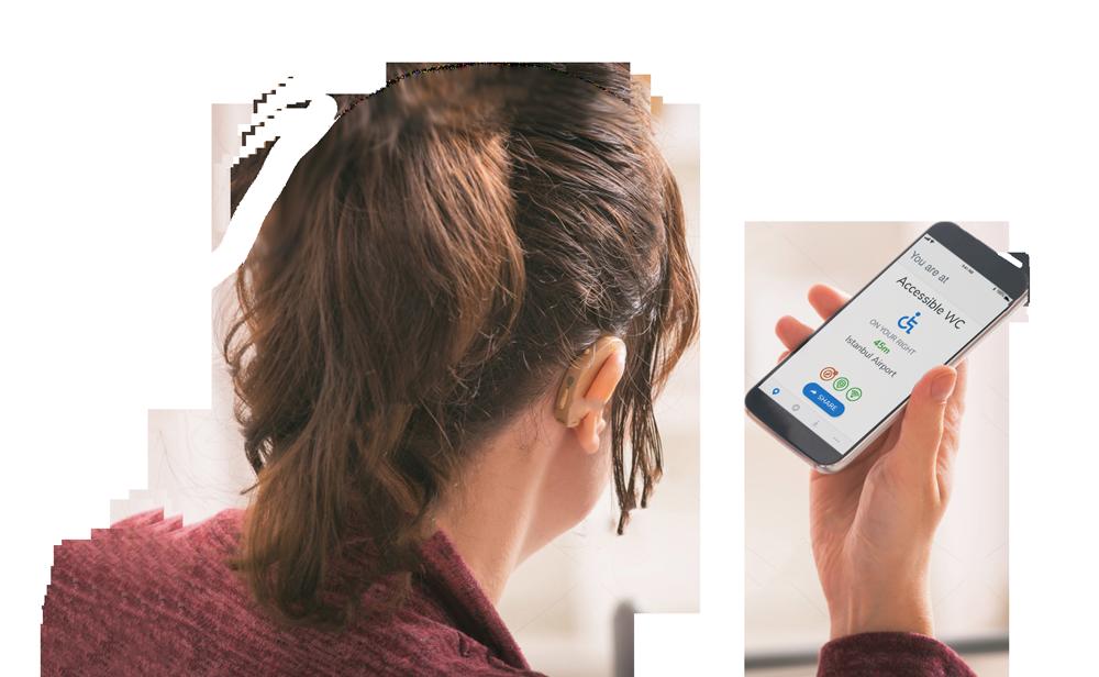 accessible navigation for special needs görme engelliler için navigasyon