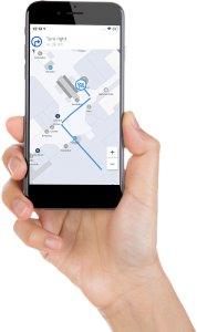 smart steps indoor positioning system bina içi navigasyon