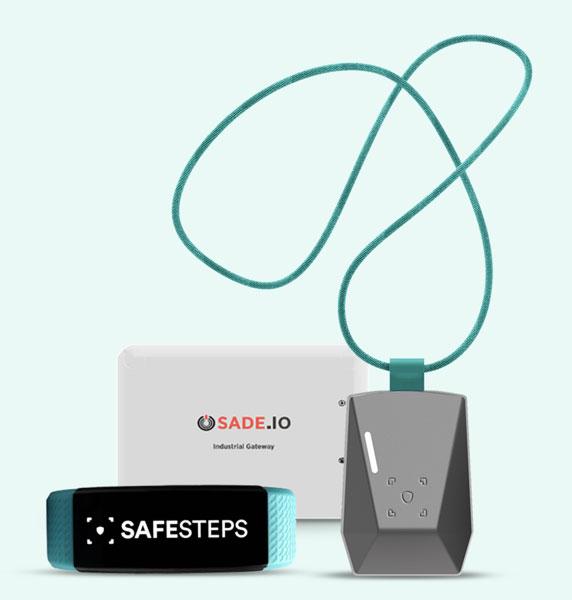 safe steps iot platform by boni global, the leading iot company in Turkey - Türkiye'nin lider endüstriyel IoT sağlayıcısından Safe Steps iş sağlığı ve güvenliği çözümü