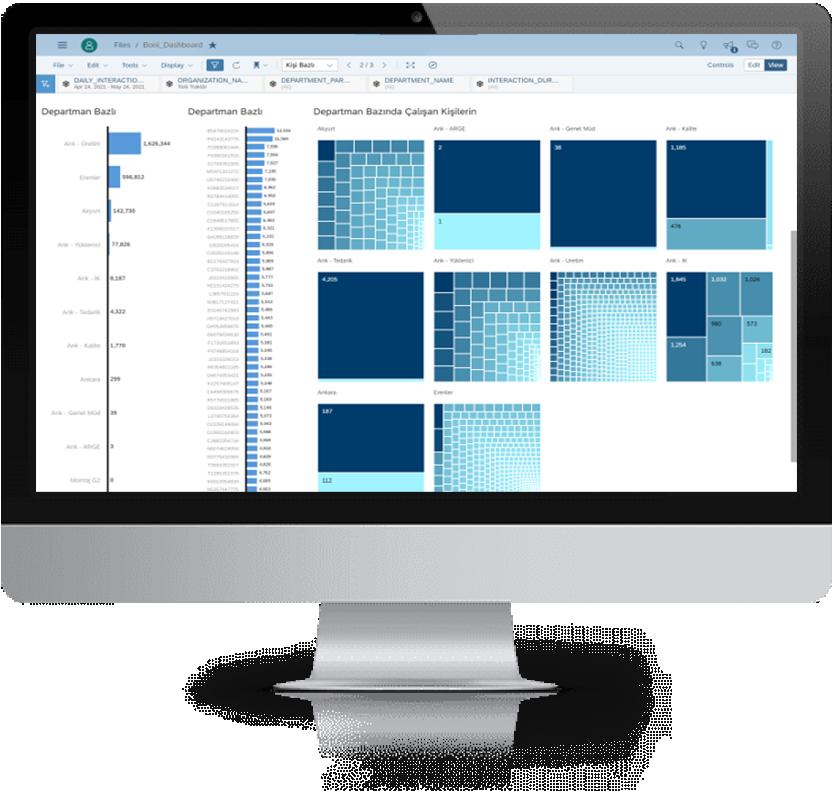 SAP Analytics Screenshot 1 - Boni Global