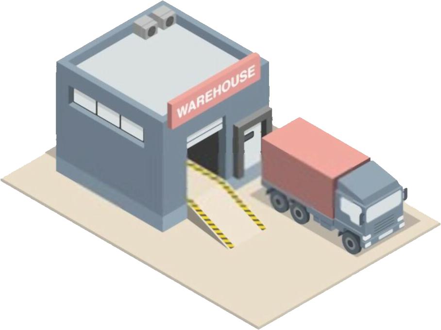 Securing Loading Docks - Yükleme Rampalarında Güvenlik