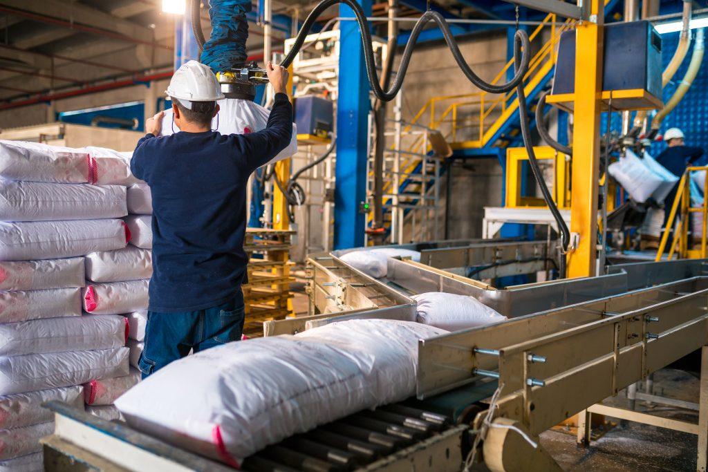çimento sektörü için çözümler solutions for cement industry