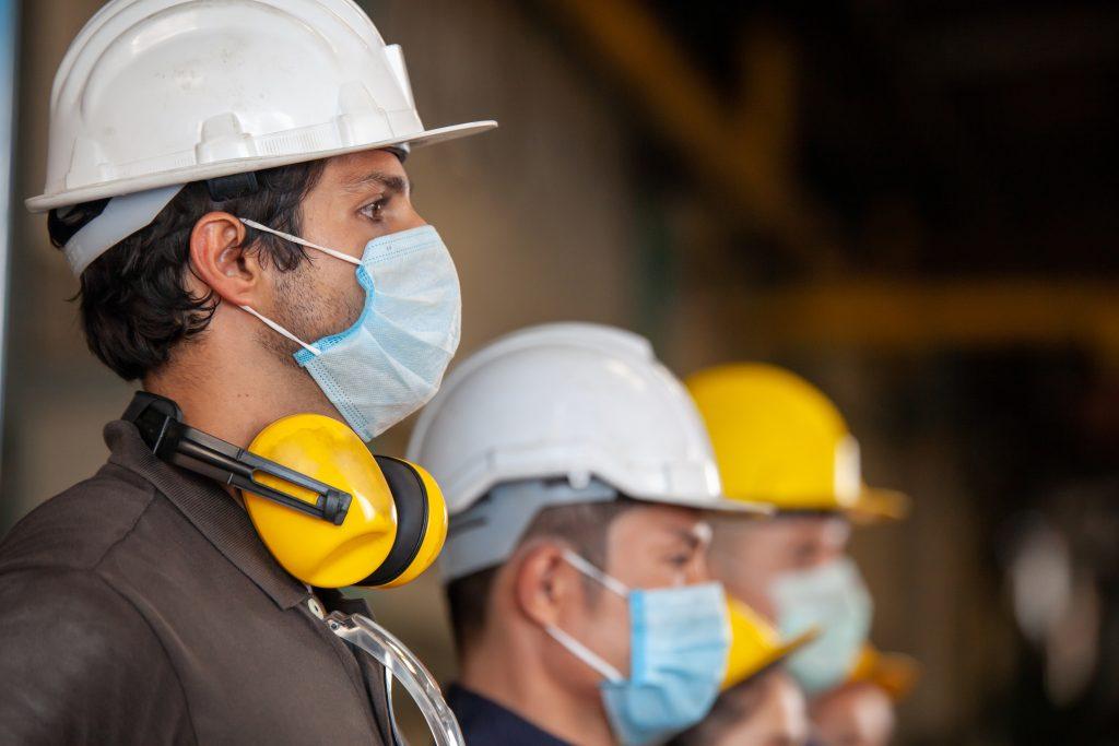 pandemic safety solutions for industrial facilities - sanayi tesisleri için çözümler