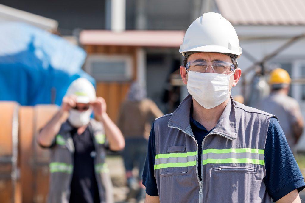 çimento sektörü için çözümler pandemi güvenliği - pandemic safety in cement industry