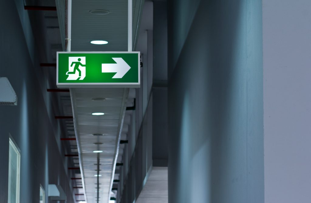 safe evacuation solutions for industrial facilities