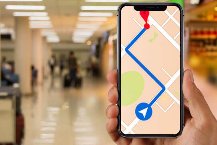 smart steps - indoor navigation system