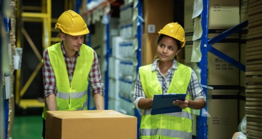 How Industrial Rack Safety and Impact Monitoring Works?