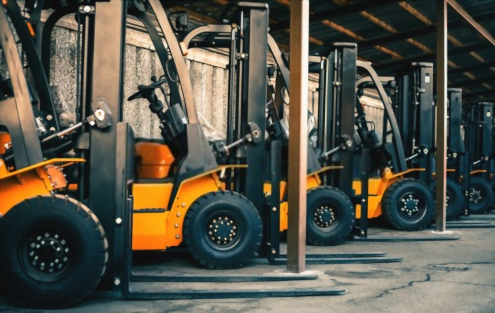 How Zone-Based Forklift Speed Control Works